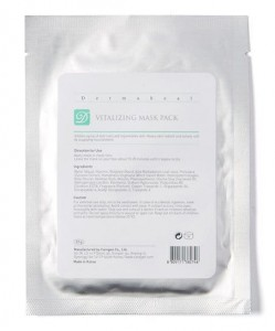 Dermaheal Mask Pack - Vitalizing