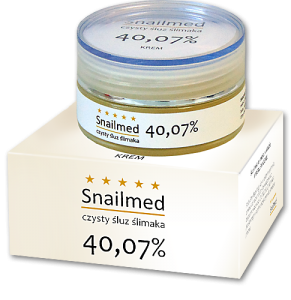 Snailmed Superaktywny krem do twarzy 50 ml