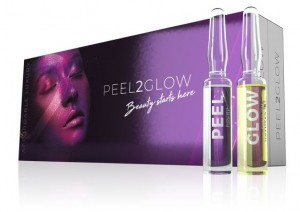 PEEL 2 GLOW Purifyer & Skin Bloom 2x1,5ml