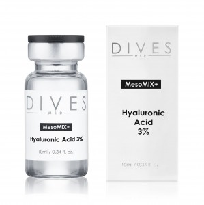 DIVES Med. Hyaluronic Acid 3% 10ml