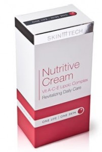 Skin Tech Nutritive Cream Vit. A-C-E Lipoic Complex 50ml