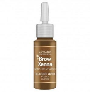 BrowXenna henna pudrowa #204 Golden Blond 10 ml