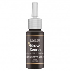 BrowXenna henna pudrowa #102 Cold Coffee  10 ml