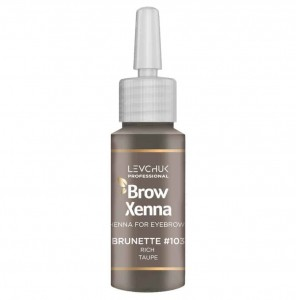 BrowXenna henna pudrowa #103 Rich Brown 10 ml
