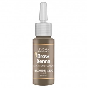 BrowXenna henna pudrowa #202 Light Blond 10 ml