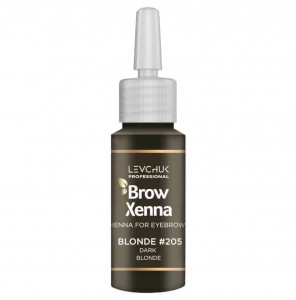 BrowXenna henna pudrowa #205 Dark Blond 10 ml