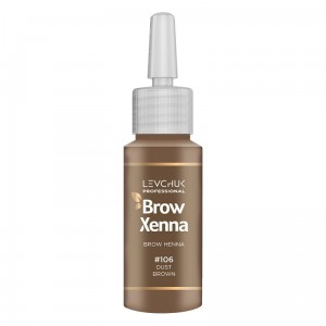 BrowXenna henna pudrowa #106 Dust Brown 10 ml