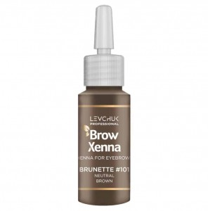BrowXenna henna pudrowa #101 Neutral Brown 10 ml