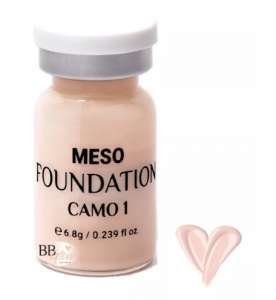 PHYSIOLAB Meso Foundation CAMO 1 1 szt/6,8g