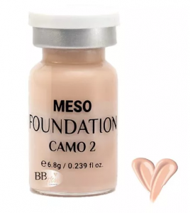 PHYSIOLAB Meso Foundation CAMO 2 1szt/6,8g