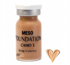 PHYSIOLAB Meso Foundation CAMO 3 1 szt/6,8g