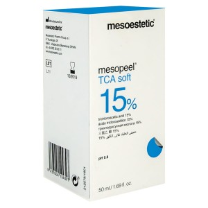 Mesoestetic Mesopeel TCA soft 15% 50ml