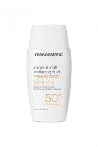 Mesoprotech Mineral Matt Antiaging Fluid SPF 50+ 50ml