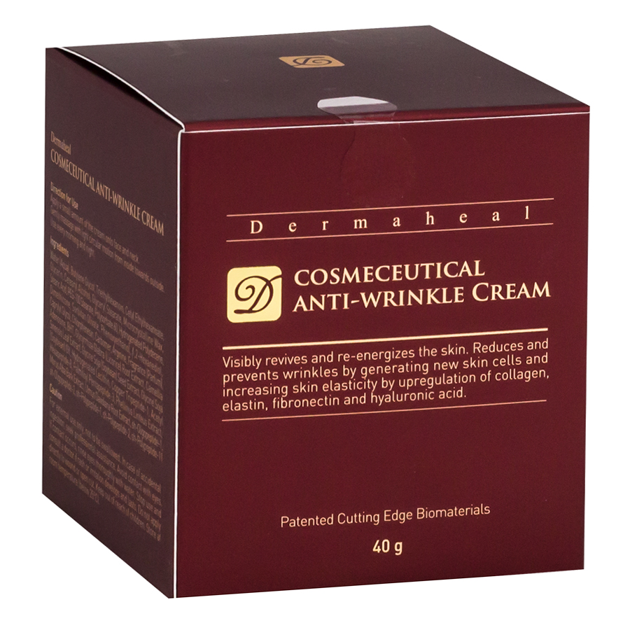 Dermaheal Cosmeceutical Anti-Wrinkle Cream 40g